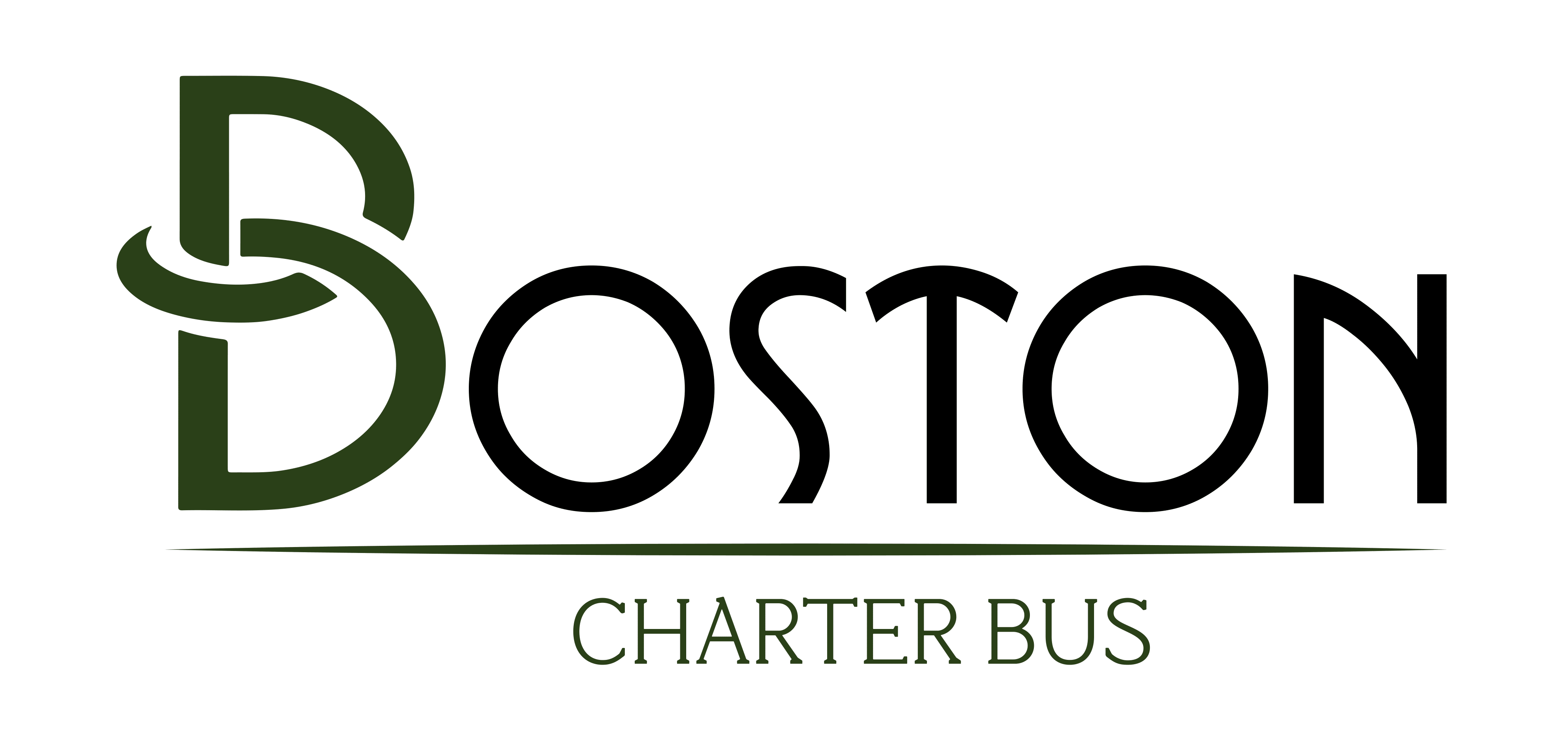 boston charter bus logo